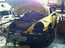 保时捷911汽车配件、拆车配件