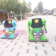 辽宁新款机器人电动碰碰车直接销售厂家