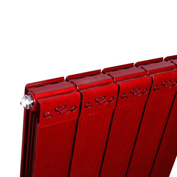 御鼎散热器钢铝复合100-80精致美观 价格电话联系