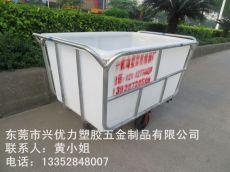 厂家供应:织布厂用方形染布车 印染公司用布料周转车 耐高温印染桶装布