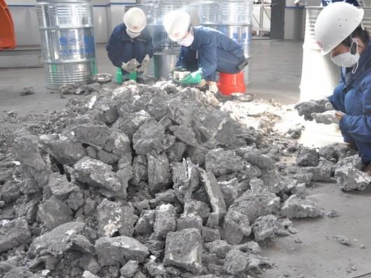 攀钢海绵钛厂产品质量产量