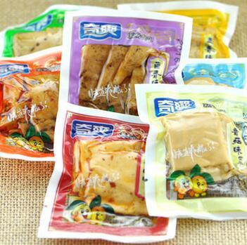 供应 小包装豆腐干 散称休闲食品