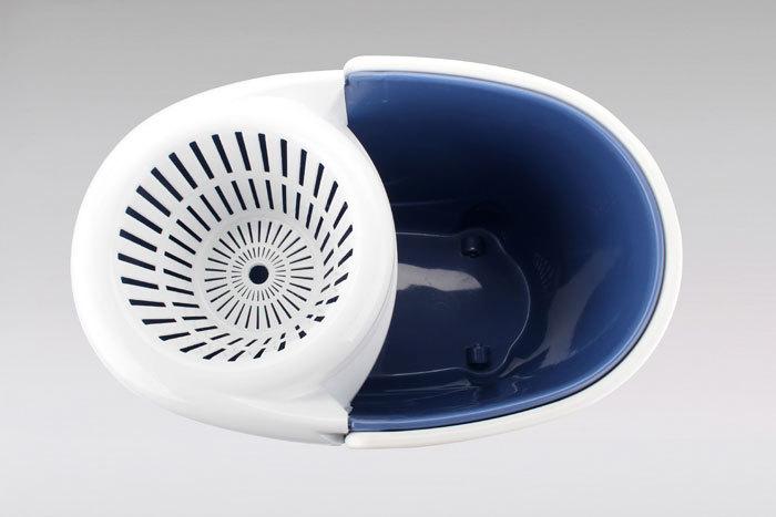 经销批发家用塑料桶 环保塑料拖把桶