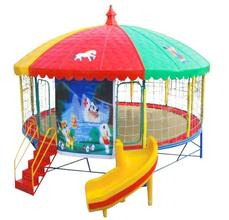 熊出没充气城堡 蹦蹦床 儿童乐园气模大型室外内玩具滑梯游乐设备