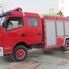 東風多利卡4噸水罐消防車圖片