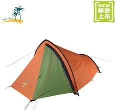 棕榈滩玛雅人三人双层露营帐篷_超轻铝合金杆驴友必备专业野营