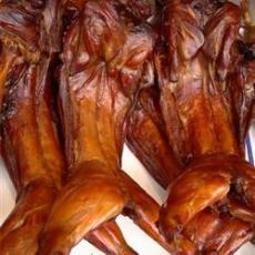 供应 熏兔肉 腊兔肉 农家风味