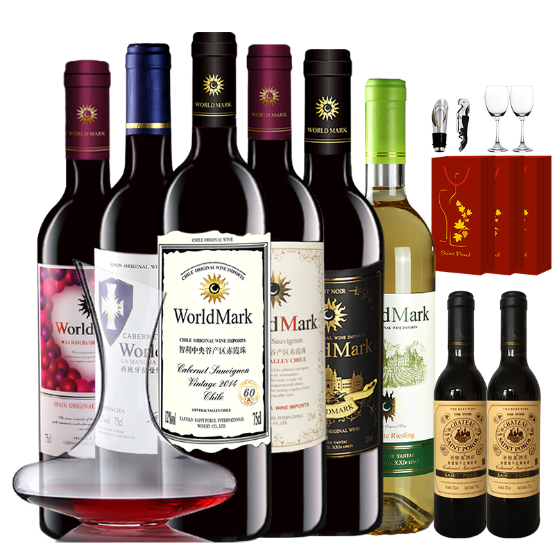 法国西班牙葡萄酒