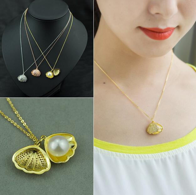供應 L.RUBY高品質時尚天然珍珠項鏈