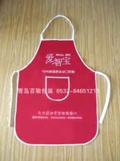 厨房专用围裙节日广告促销围裙