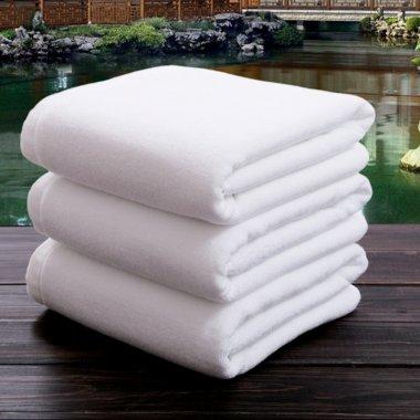 纯棉毛巾浴巾方巾 家用洗脸巾加厚全棉毛巾