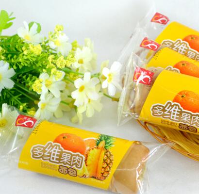 供应多维果肉面包
