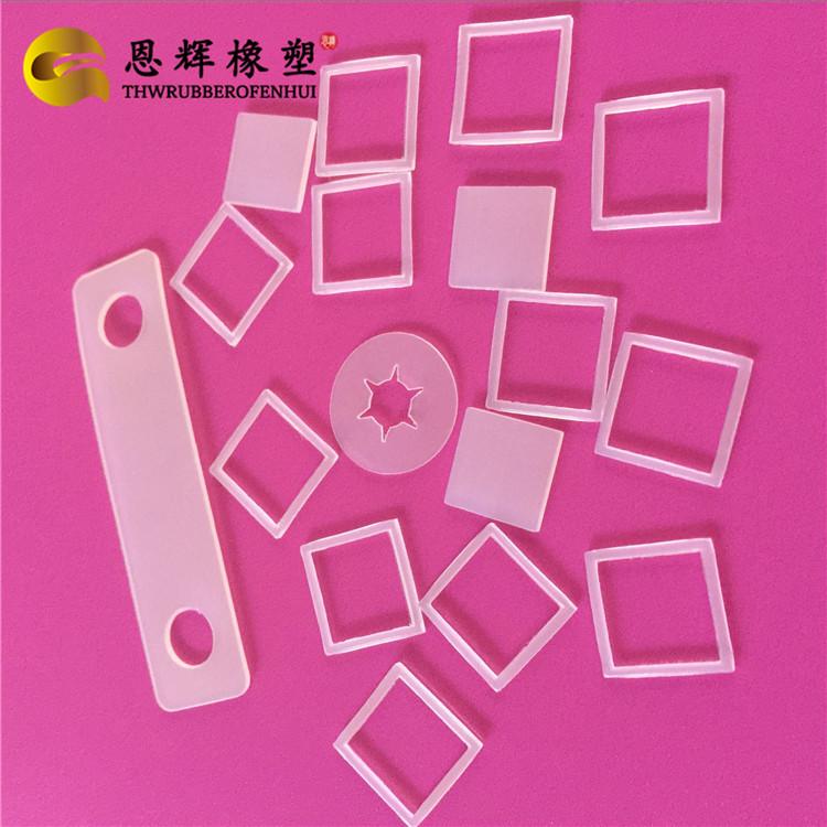 热销耐磨石墨尼龙垫片 紧密机械零件垫片 发泡复膜PE垫片