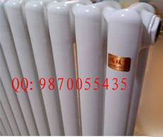 供应5025钢二柱暖气片散热器6030钢二柱暖气片