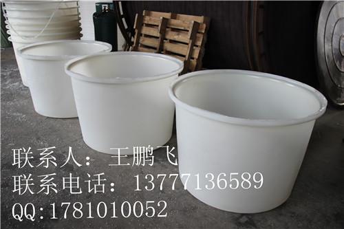 鱼苗孵化养殖2吨锥形塑料桶,2000L敞口圆形塑料储罐,2立方水箱