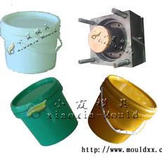 制造塑料模具工厂 塑料17公斤涂料桶模具 塑料18公斤涂料桶模具公司地址