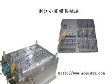 中国人塑胶电表箱模具走向国际的前沿