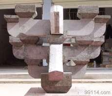 湖北水泥斗拱