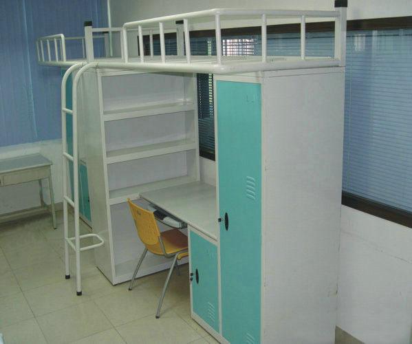 秕发生产g-0019深圳大学生公寓床图片