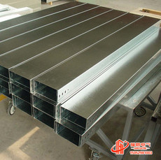电缆桥架线槽 梯级式 槽式 托盘式热浸锌桥架定制生产厂家