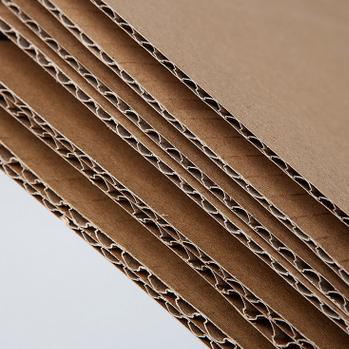 彩凤凰牛皮瓦楞纸板 纸箱定做 三层五层 加厚 瓦楞纸板 硬纸板
