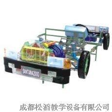 桑塔纳2000型轿车整车模型,东风.解放汽车整车教学模型
