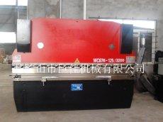 最新供应WC67K-125T/3200数控折弯机 3米2数控折弯机价格