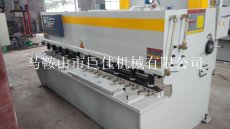 加工不锈钢剪板机 QC12K-6*4000数控剪板机 4米不锈钢剪板机