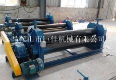 W11-6*1500卷板机 6毫米电动卷板机优质供应商