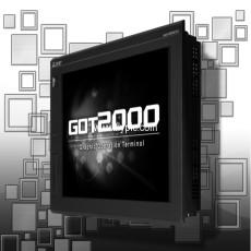 大连三菱触摸屏人机界面代理GT2710-STBD
