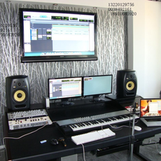 2017最新款音频控制台录音棚控制台厂家直销