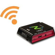 静音便携桌面迷你网络终端机NComputing RX300