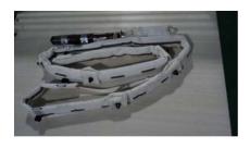 供应 汽车配件 汽车帘式气囊T5