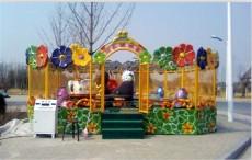 欢乐喷球车厂家/毛绒电动玩具车/单人小蹦极床/简易转马
