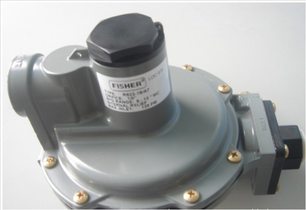 美国费希尔r622-18/a7减压阀图片