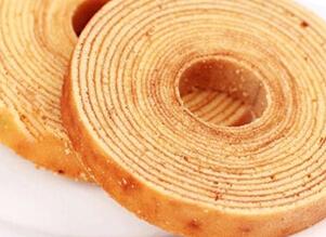 九味斋 黄油年轮蛋糕 双口味5斤/箱 淘宝热销 休闲食品零食批发