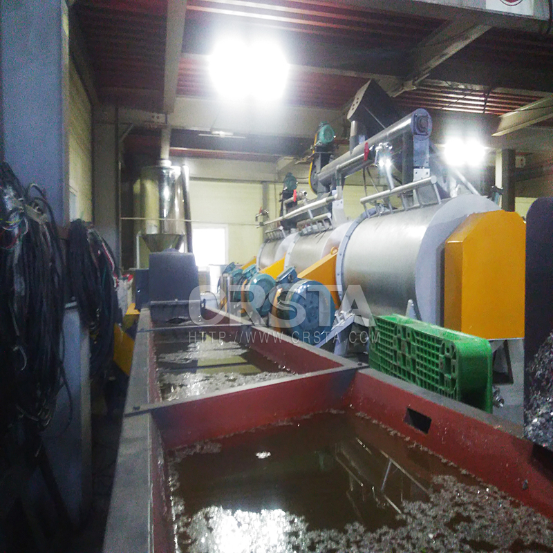 供应广东PP编织袋 塑料编织袋清洗回收流水线 废旧编织袋回收设备