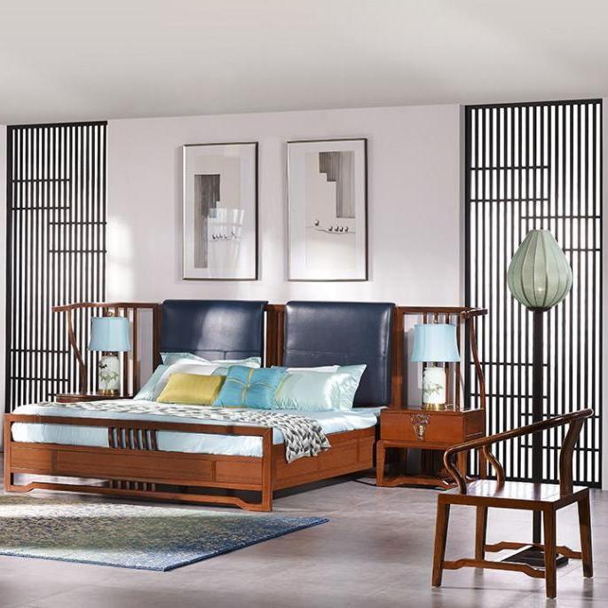 供应 品章家具 香樟木制家具 造型精美简约古雅床椅凳柜