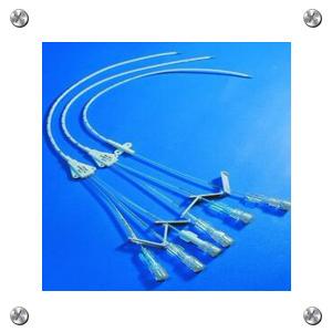 介入中心静脉导管挤出生产设备 医疗管挤出机
