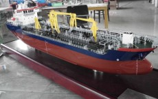 海安模型公司海安工厂模型海安厂区模型制作公司
