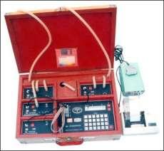 管路参数测定仪结构组成与参数