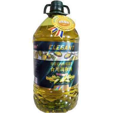 供应 5L橄榄菜籽调和油 食用餐饮调和油