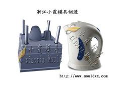 齐全电水壶注塑模具 ,精简塑胶电水壶模具