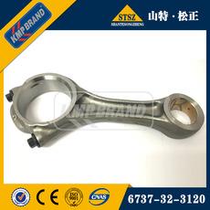 供应KMP品牌小松挖掘机PC200-8发动机连杆6737-32-3120挖掘机配件