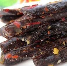 江西特产食品 鸽鸽麻辣/蒜香豆角干 豇豆干/辣条