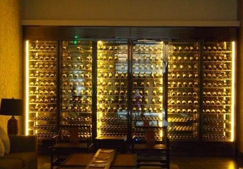 不锈钢酒柜招商加盟,酒吧不锈钢酒柜诚招代理