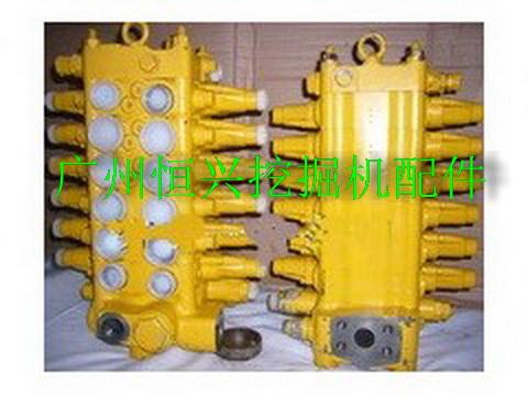 小松120-6挖掘机分配阀-中国手机交易网图片