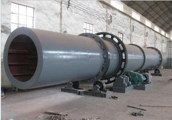 工业烘干机-三回程烘砂机-高湿物料烘干机-盐城腾飞环保-THTLΦ1.8脱硫石膏烘干机