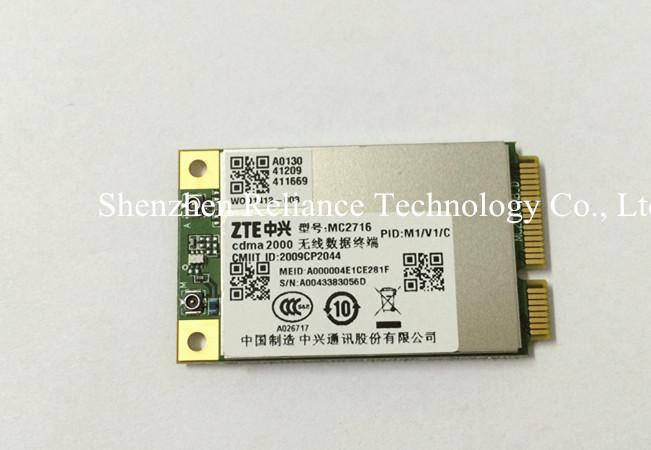 代理中兴3G EVDO模块MC2716 MC2716模块 ZTE中兴通讯模块一级代理