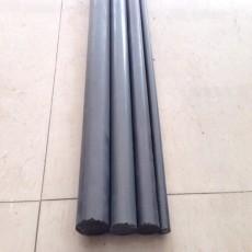 供应进口灰色PA66+MOS2棒,尼龙66加二硫化钼棒